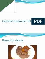 Comidas típicas de Hellín
