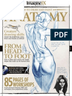 Imaginefx How to Draw and Paint Anatomy 2010