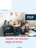 WDRC-2006-2007 World Disaster Reduction Campaign