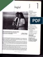 cap. 1 y 3 kottak, antropologia cultural