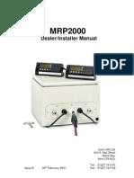 Mrp2000 Install