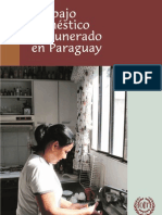 Trabajo Doméstico remunerado en Paraguay