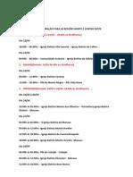 100 DIAS DE ORAÇÃO PARA AS REGIÕES NORTE E CENTRO OESTE - IGREJAS (1)
