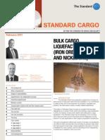 Standard Cargo Liquefaction Feb 2011