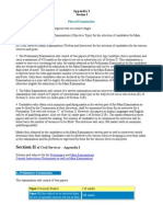 Appendix IAS 2009