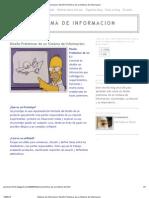 Sistema de Informacion_ Diseño Preliminar de un Sistema de Informacion