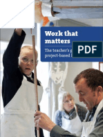 Teacher's Guide to Project-Based Learning