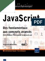 JavaScript - Des fondamentaux aux concepts avancés-By jawhara-Soft