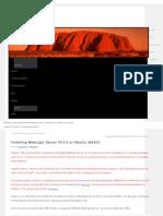 Installing WebLogic Server 10.3.3 on Ubuntu (64-Bit) _ RedStack