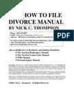 Kentucky 2008 Manual Divorce