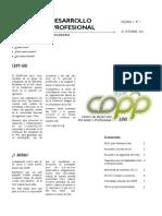 CDPP BOLETIN 2011
