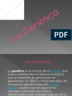 La Genética