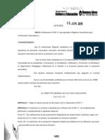 Regimen Academico 587 11