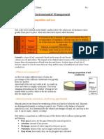 Summary Soils