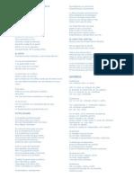 Canciones a La Patria