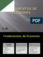 UADE_Fundamentos_de_Economía_Conceptos_iniciales