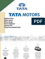 Tata Indica EV Presentation