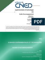 Sciences expérimentales et technologie CE2 ~ Guide