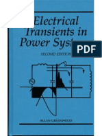 Allan Greenwood - Electrical Transients in Power Systems