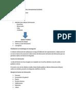 Metodología de investigación y herramientas de diseño