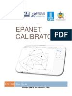 EPANET Calibrator Manual