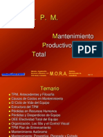 TPMONLINE PRESENTACION TPM