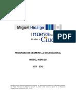 Programa de Desarrollo Con Modificaciones ALDF