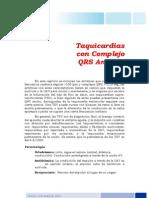 Capitulo 8 Taquicardias Con QRS Angosto