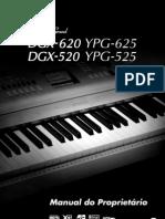 Dgx620 Pt Om