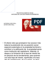 Historia de Las Doctrinas Economic As Eric Roll Lituano Parte 95