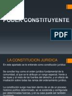 Poder Constituyente Doctrina Del Estado