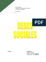 Redes Sociales Trabajo Oficial