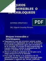 BLOQUEOS IRREVERSIBLES
