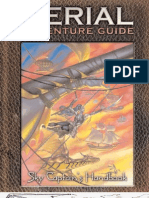 Goodman Games - Aerial Adventure Guide - Sky Captain's Handbook