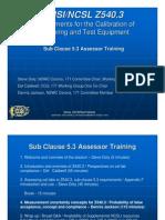 Measurement Advisory Committee Summary - Attachment 3
