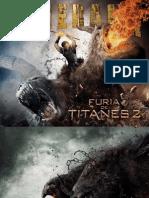Furia de Titanes 2 - Revista Cinerama