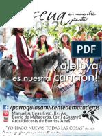 Programa de Semana Santa 2012