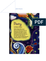 Class 1 What is Poetry- MGKoreck