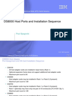 Host IO Ports - DS8100 DS8300 DS8700 DS8800 V2.0