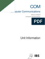 COM Study Guide 2012 - Complete