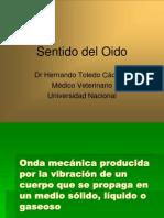 xRED Fisiología Auditiva