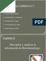 Exposición de Benchmarking