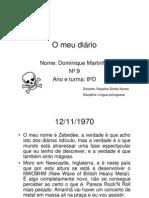 O Diário de Dominique
