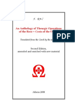 An Anthology of Theurgic Operations of the Rose+Croix of the Orient