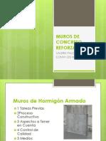 CONSTRUCCION MUROS