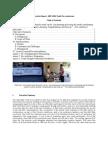 Pre-Conference TaskForce Final Report