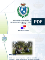 Presentacion Umecit Virtual Internacional 2012