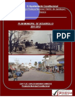 Plan de Desarrollo Municipal Pinotepan