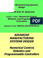 Advanced Manufacturing System