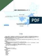 中国竹·藤製家具業界レポート - Sample Pages